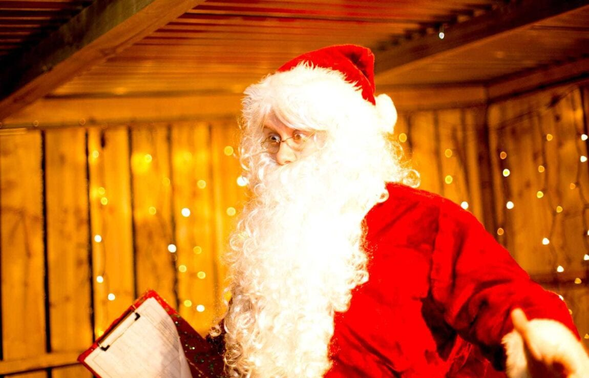 Restaurants Open On Christmas Eve 2019.Places To Visit Santa At Christmas In Scotland 2019 Mini