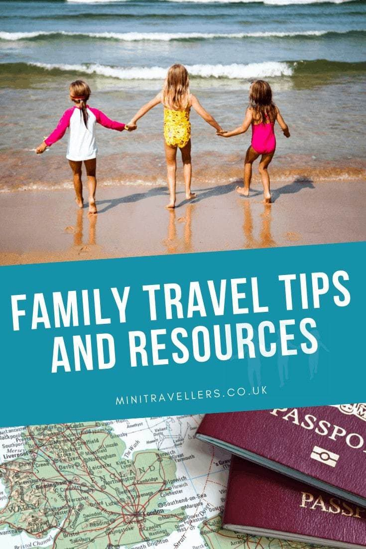 Family Travel Tips and Resources