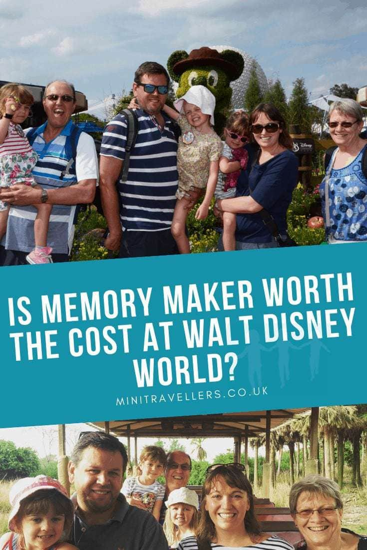 Is Memory Maker Worth the Cost at Walt Disney World_