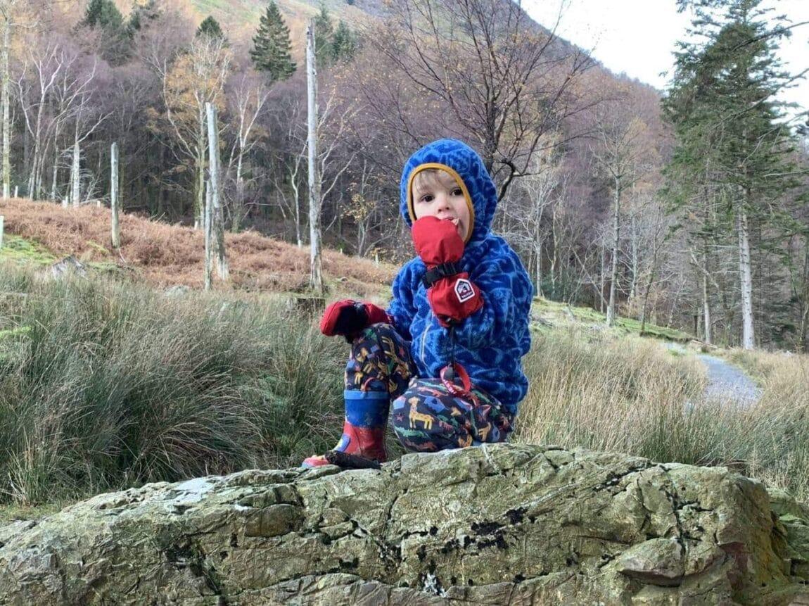 Hestra Fjellvott Junior Kids Mittens – Winter gloves, perfect for adventures