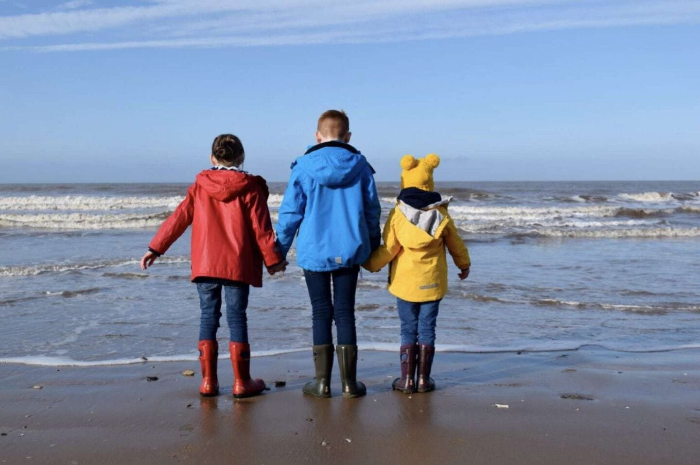 Ten Top Tips for visiting Formby Beach