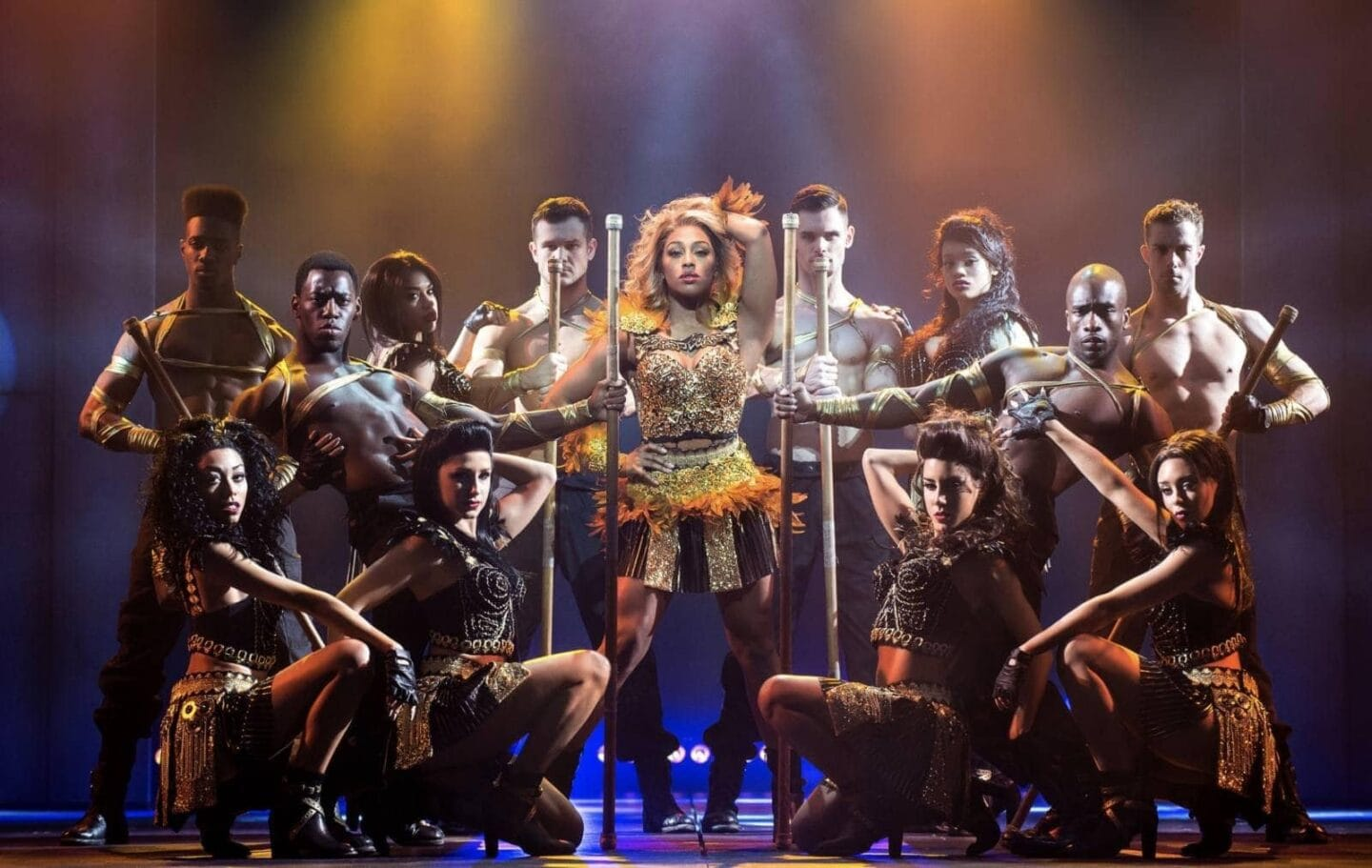 Review | The Bodyguard with Alexandra Burke