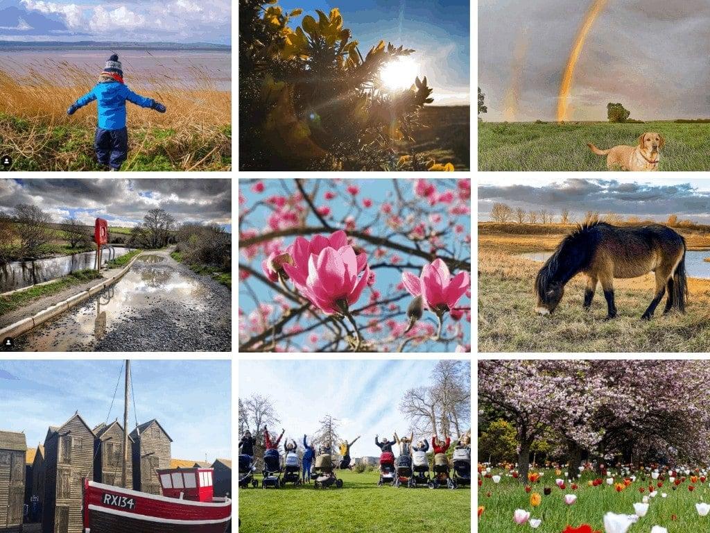 #UKexplore March 2019 www.minitravellers.co.uk