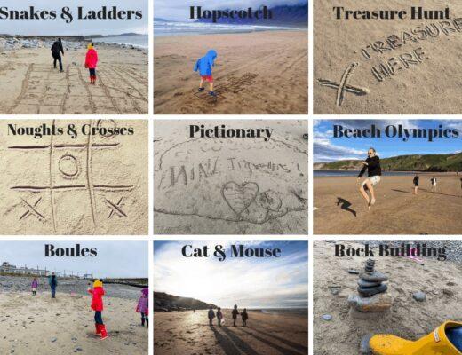 Free Beach Games www.minitravellers.co.uk