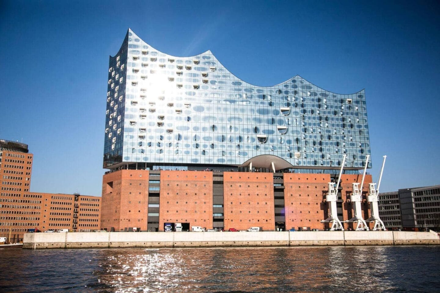 The Elbphilharmonie Plaza with Kids | Things to do in Hamburg with Kids