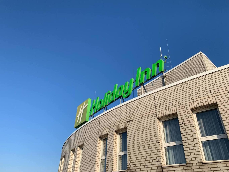 Review | Family Stay At The Holiday Inn Hamburg Germany