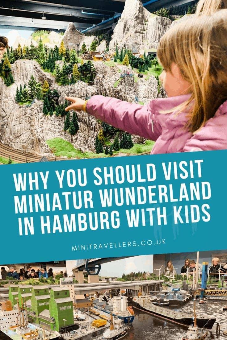 Visiting Miniatur Wunderland with Kids