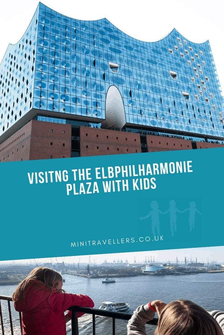 The Elbphilharmonie Plaza with Kids