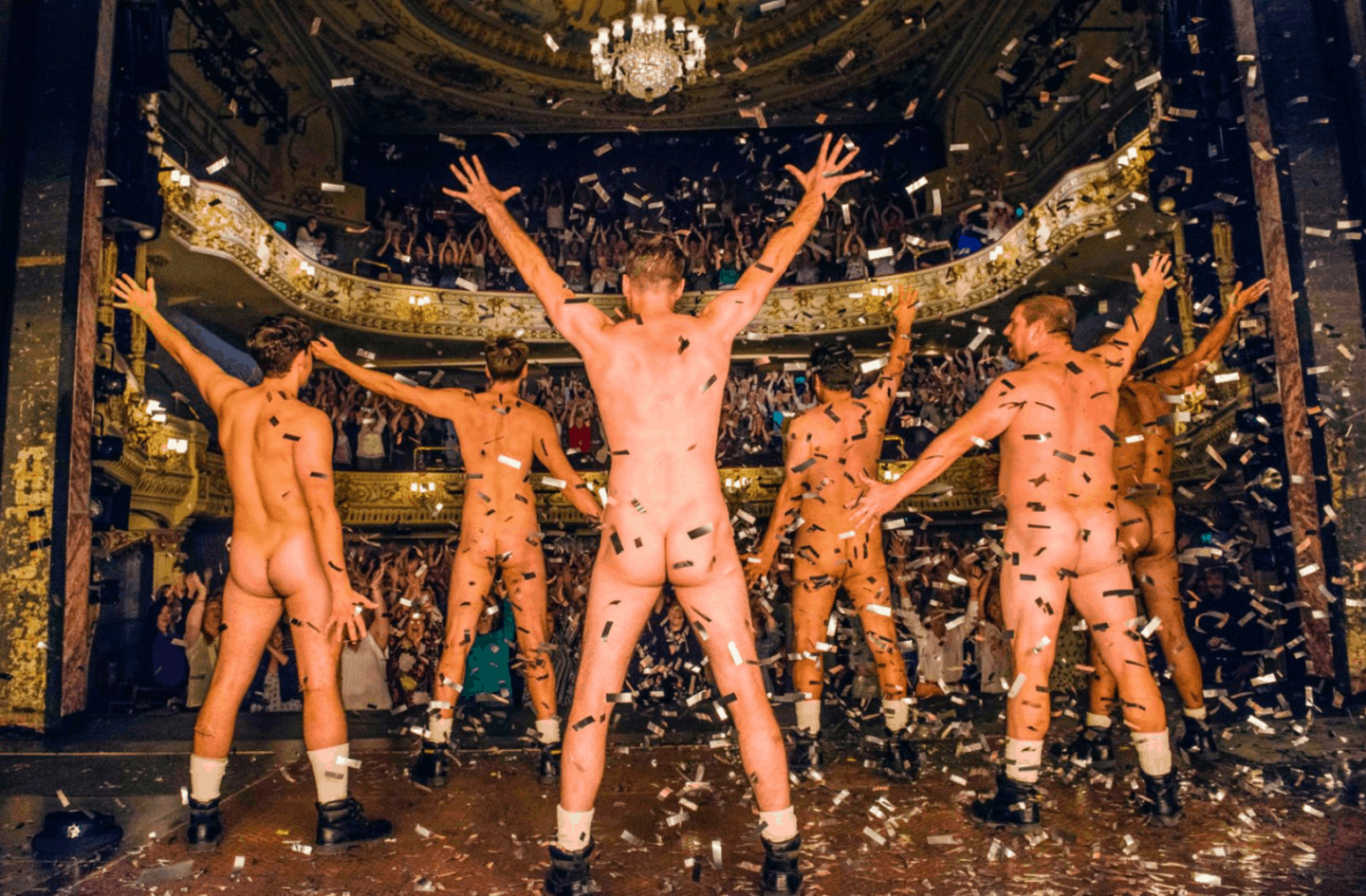 REVIEW: The Full Monty Stage Show at Liverpool Empire