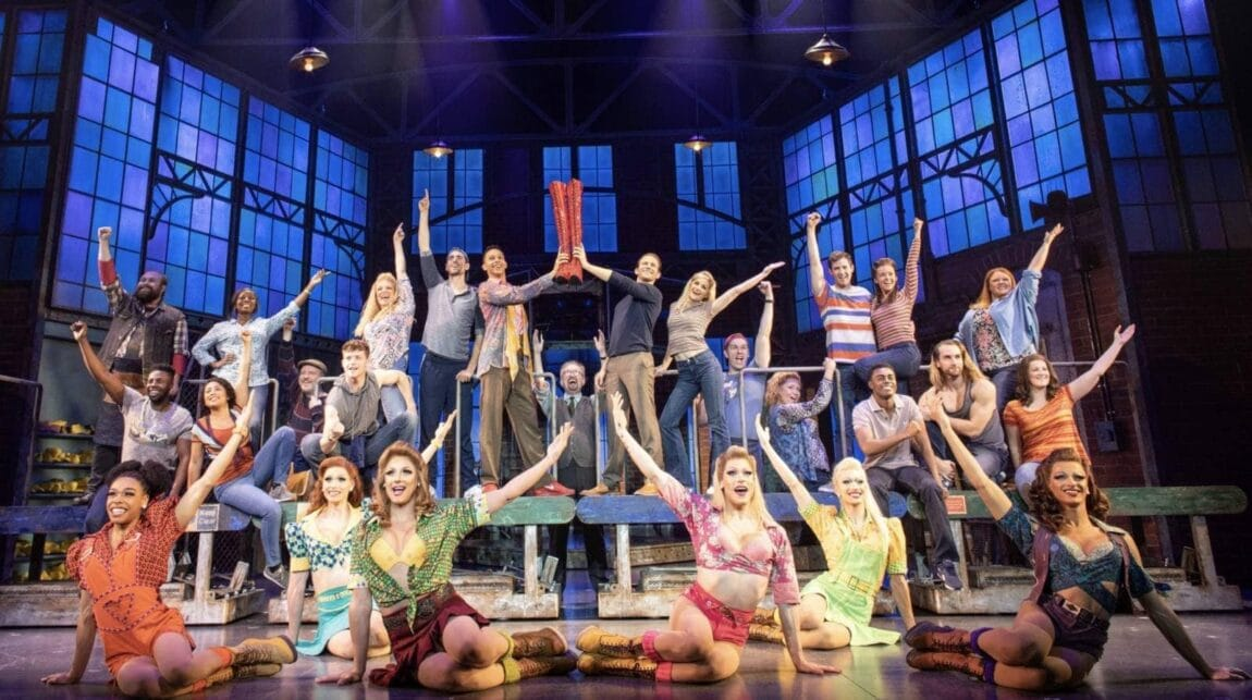 Review | UK Tour of Kinky Boots