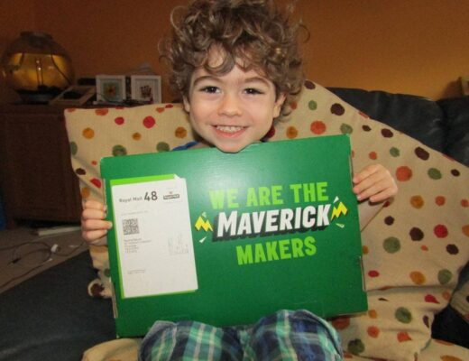 Maverick Snacks | Junk free snacks