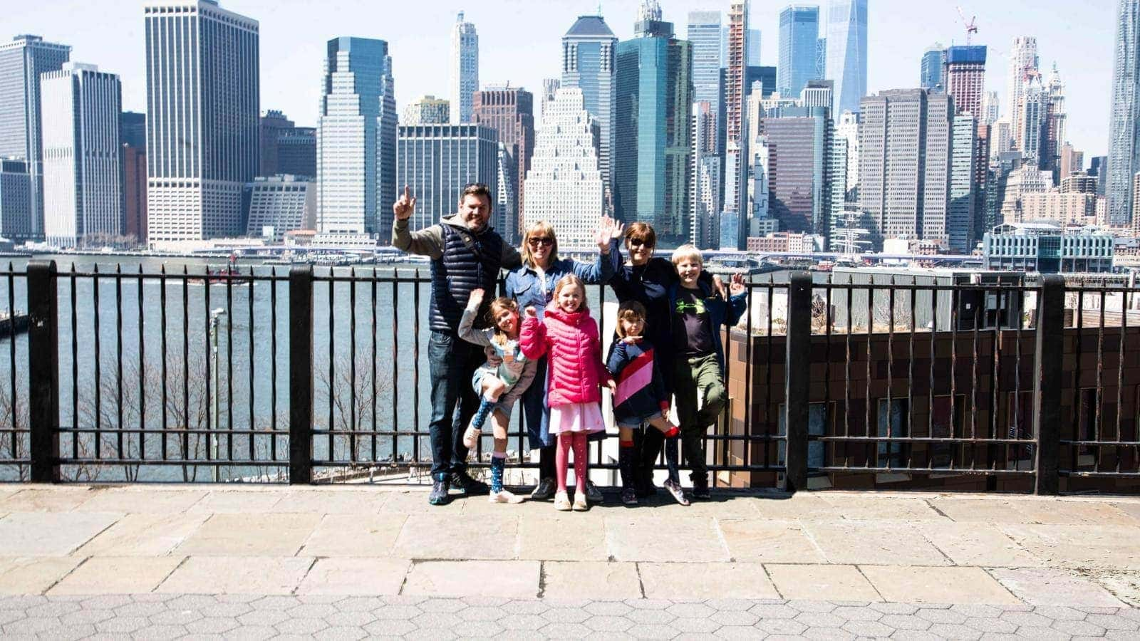 10 ways to make a trip to New York easier with Kids