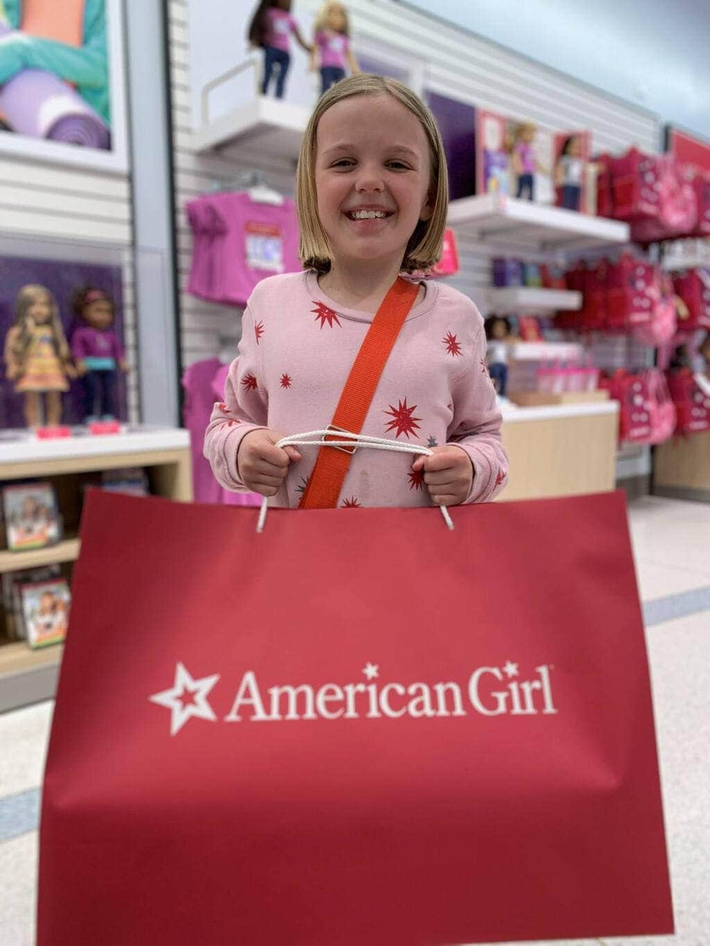 American Girl Doll purchase