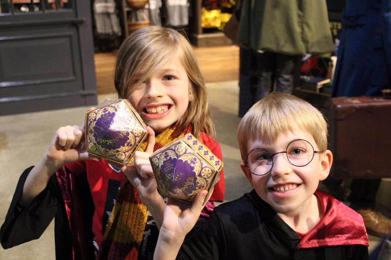 New Gringotts Wizarding Bank