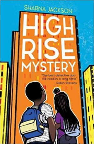 High Rise Mystery by Sharna Jackson (Knights Of)