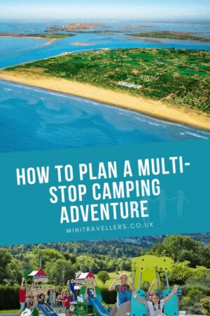 Multi-Stop Camping Adventure with Canvas Holidays