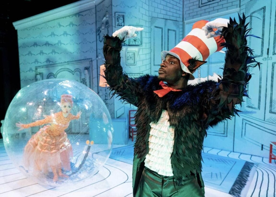 Review of The Cat in the Hat   Rose Theatre Kingston