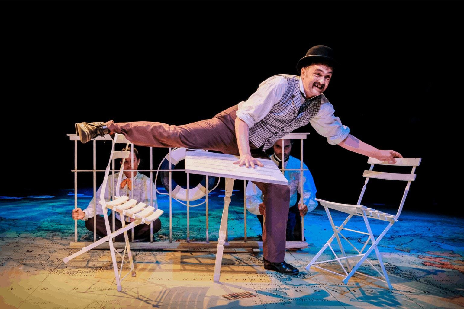Review of Around the World in 80 Days at Liverpool Playhouse