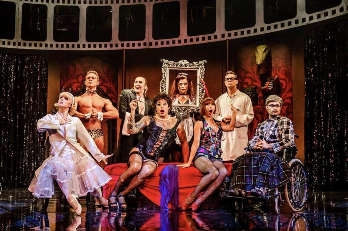Review of Rocky Horror Show