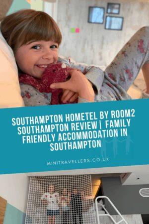Southampton Hometel by room2 Southampton Review| Family Friendly Accommodation in Southampton