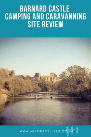 Barnard CastleCamping and Caravanning Site