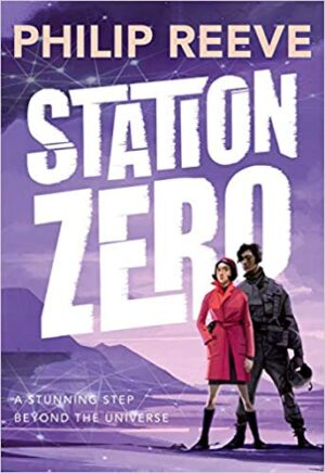 Station Zero by Philip Reeve (Oxford University Press)