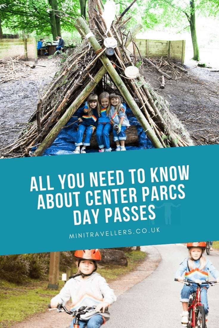 ALL YOU NEED TO KNOW  ABOUT CENTER PARCS  DAY PASSES