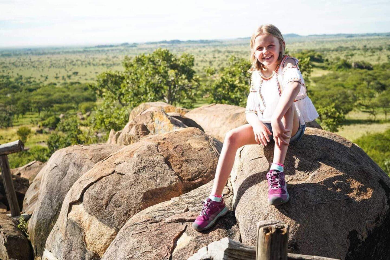 Review Keen Terradora Walking Shoes