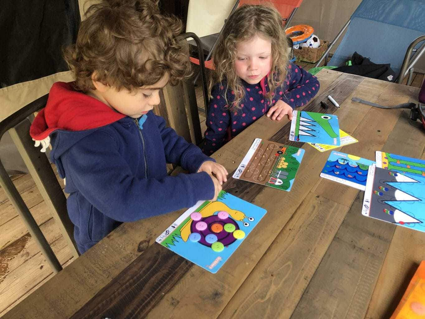 Little Scribblers Busy Bags and Activity Packs