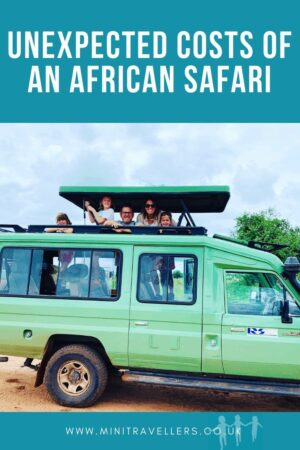 Unexpected Costs of an African Safari
