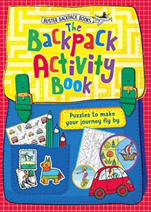 backpack activity book
