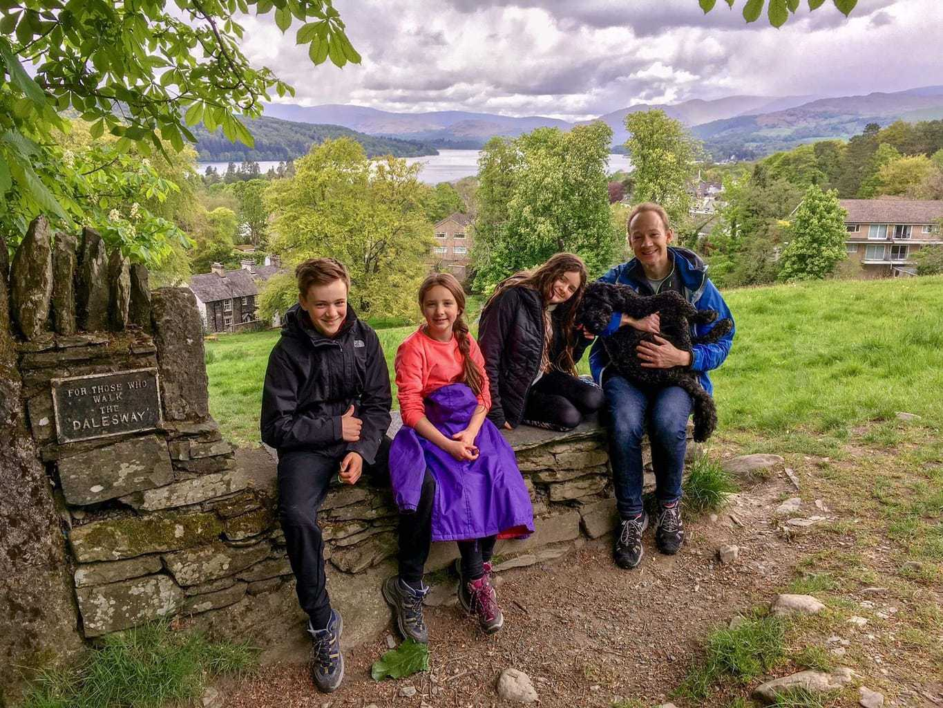 Braithwaite Fold Camping and Caravanning Club Site – Lake District Camp Site