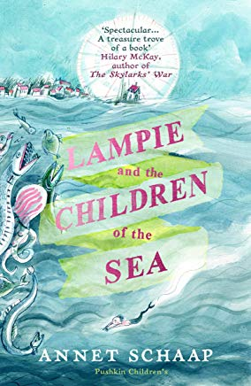 ampie and the children of the sea