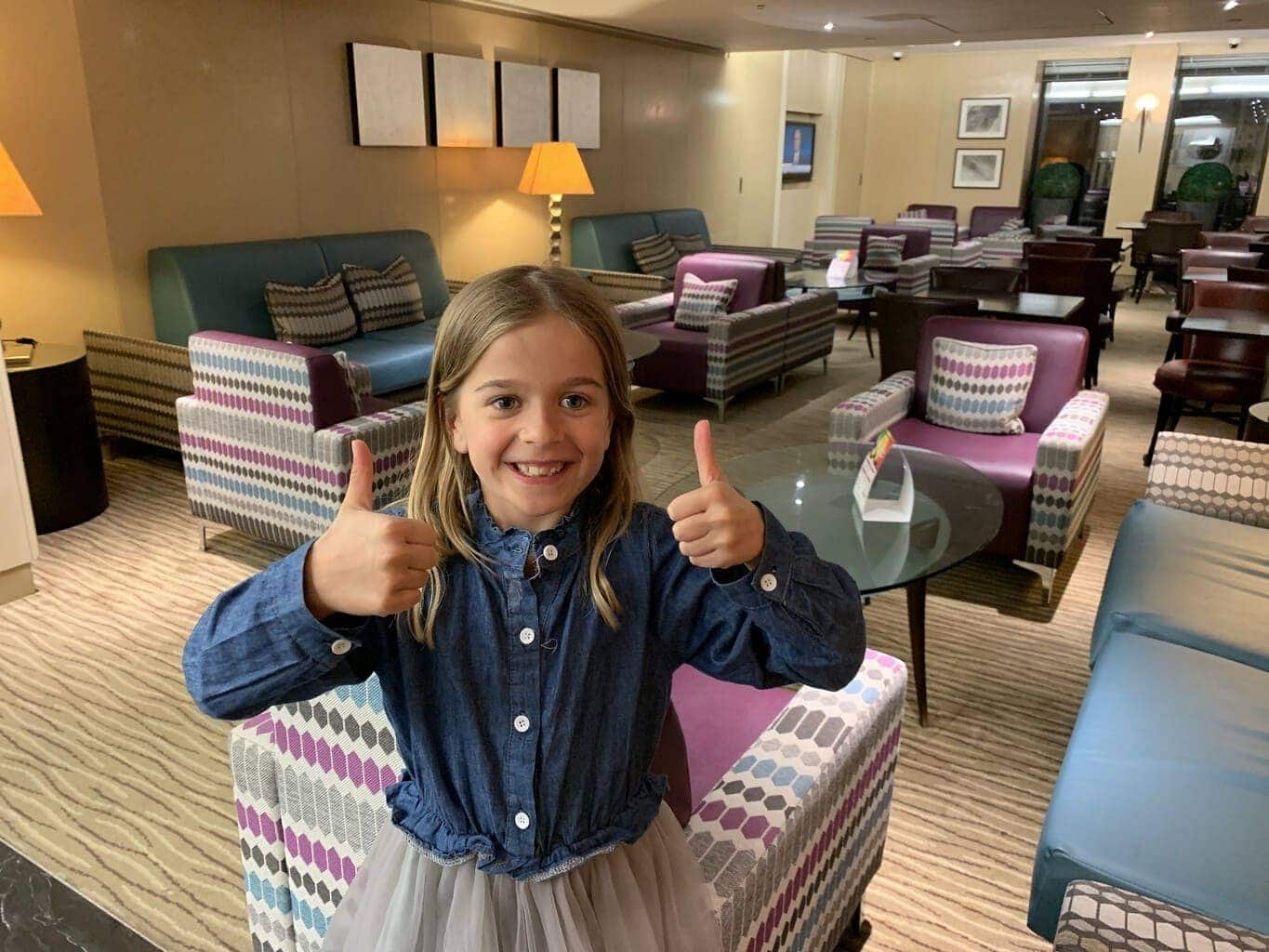 Review   Hilton Deluxe room with Maple Parking Meet & Greet