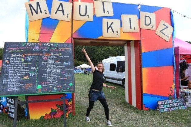 The Maui Waui Festival Suffolk