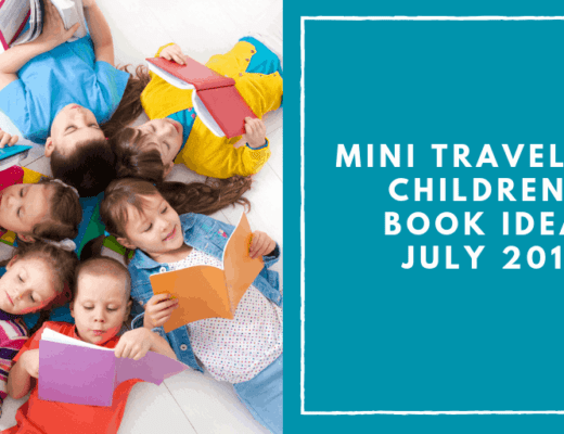 Mini Travellers Children's Book Recommendations for July 2019