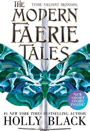 The Modern Fairie Tales by Holly Black (Simon & Schuster)