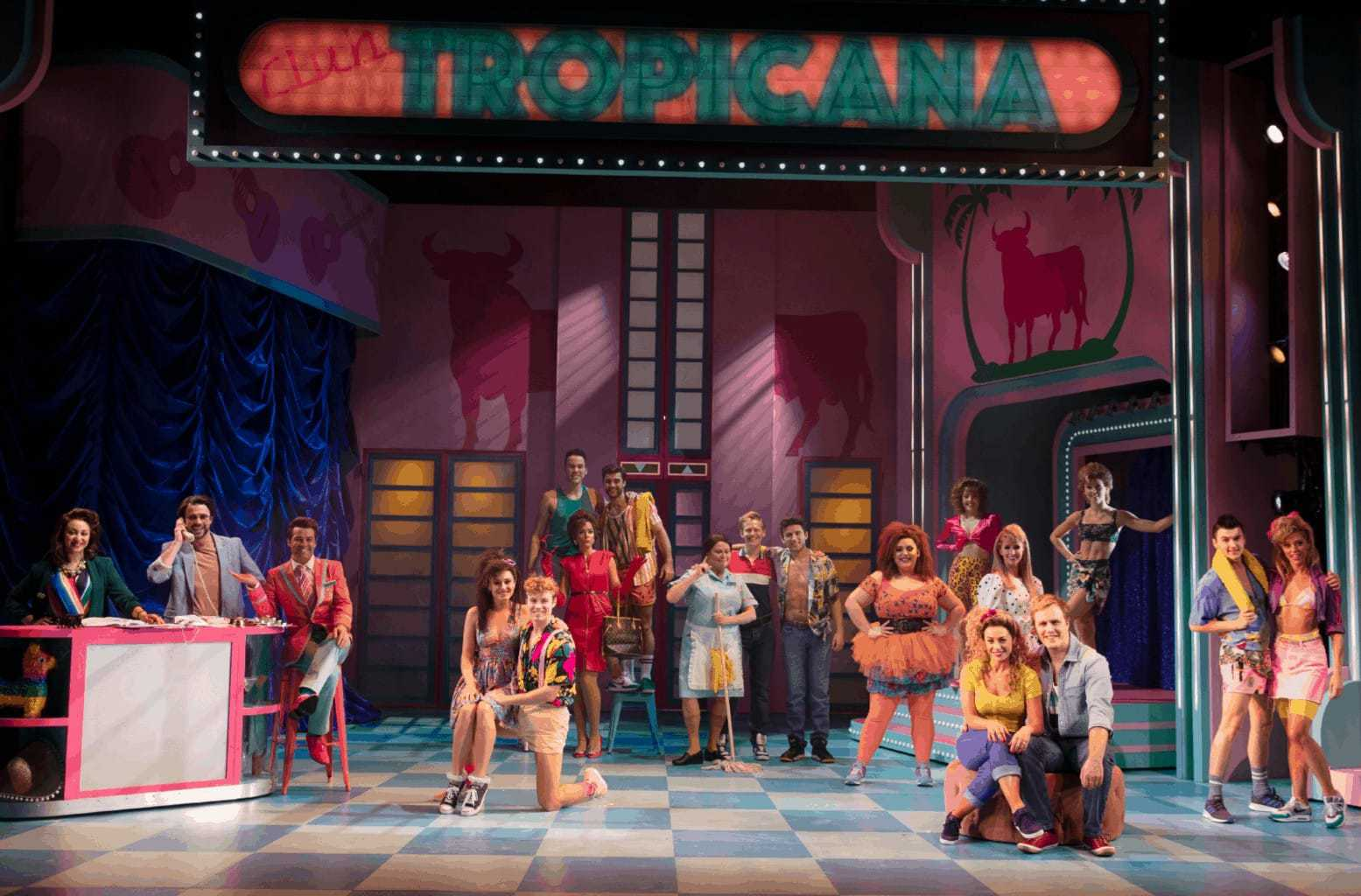 Review Club Tropicana at Liverpool Empire