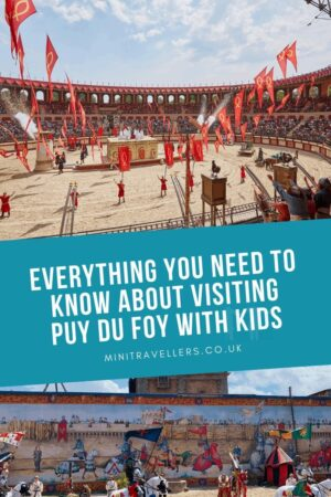 Everything you need to know about visiting Puy du Foy with Kids