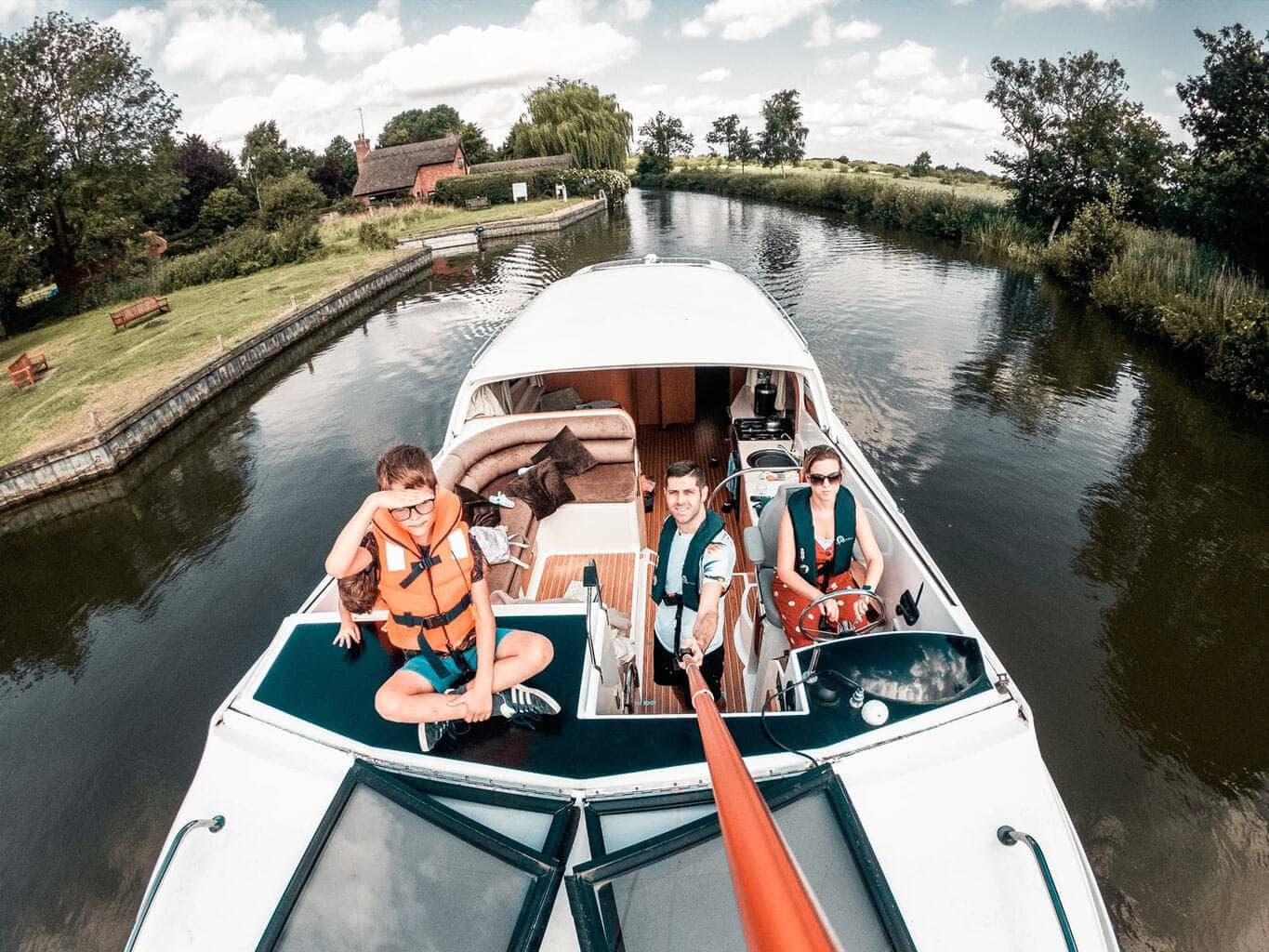 Richardson's Boating Holidays, Broads National Park | AD / REVIEW