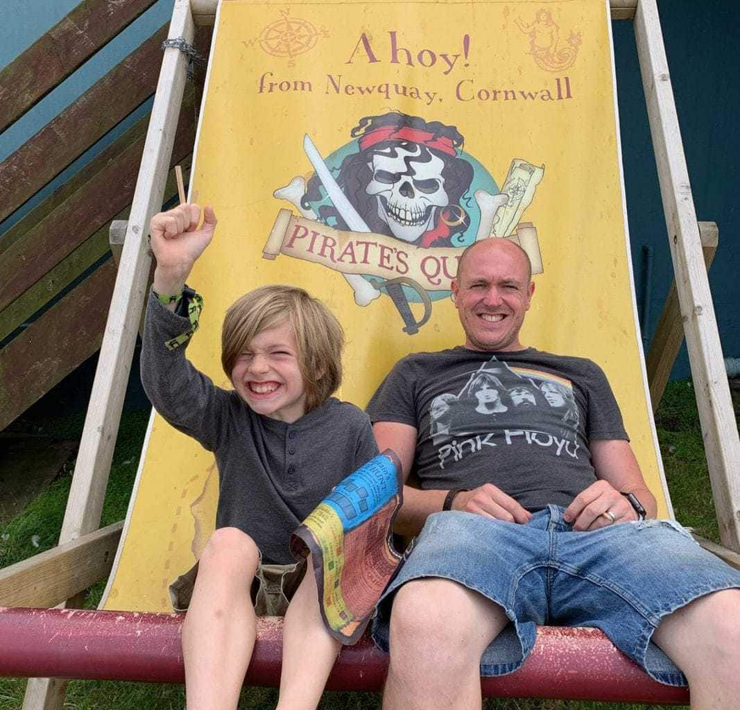 Pirates Quest Newquay