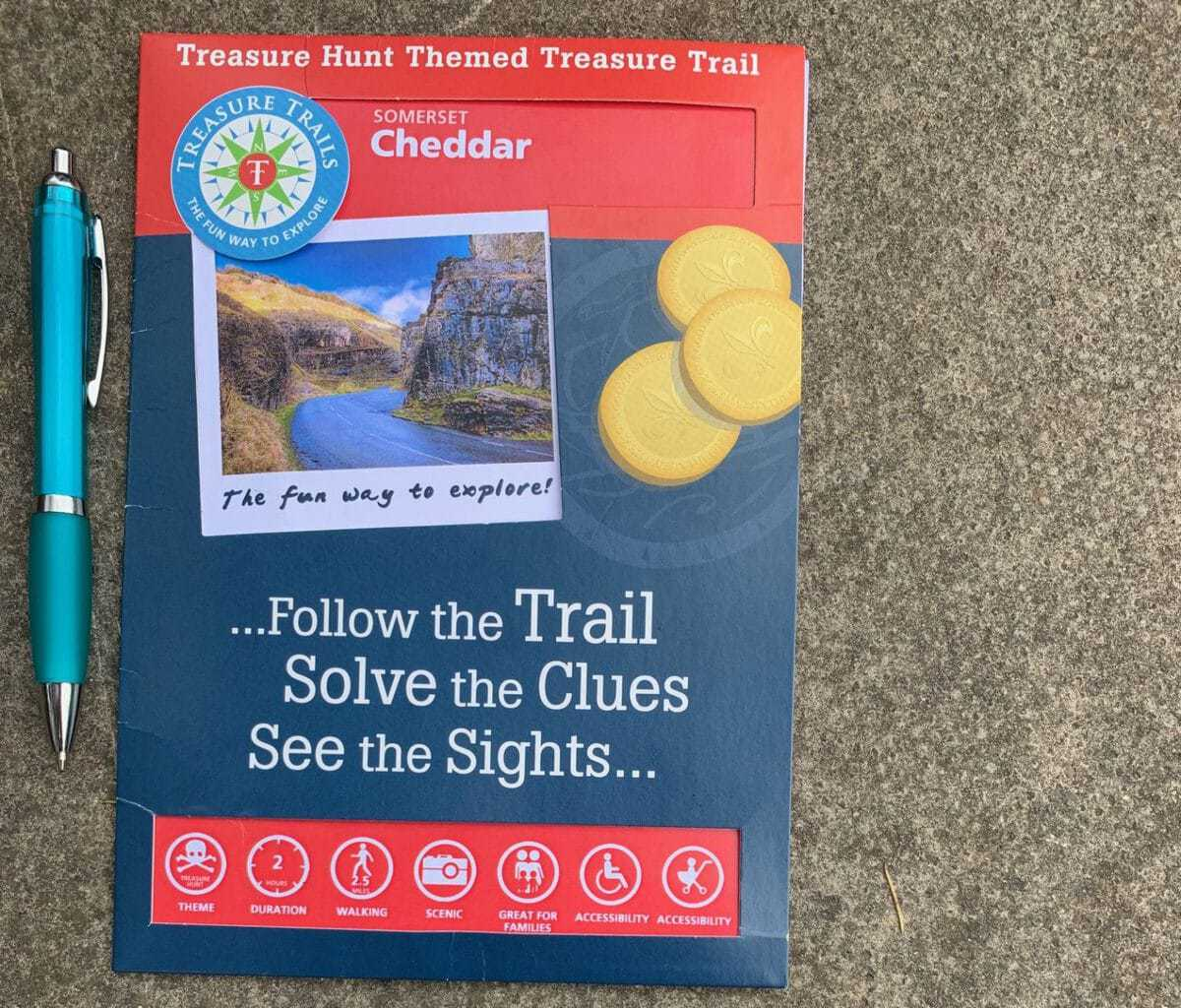 Treasure Trails - a real life adventure for all the family!