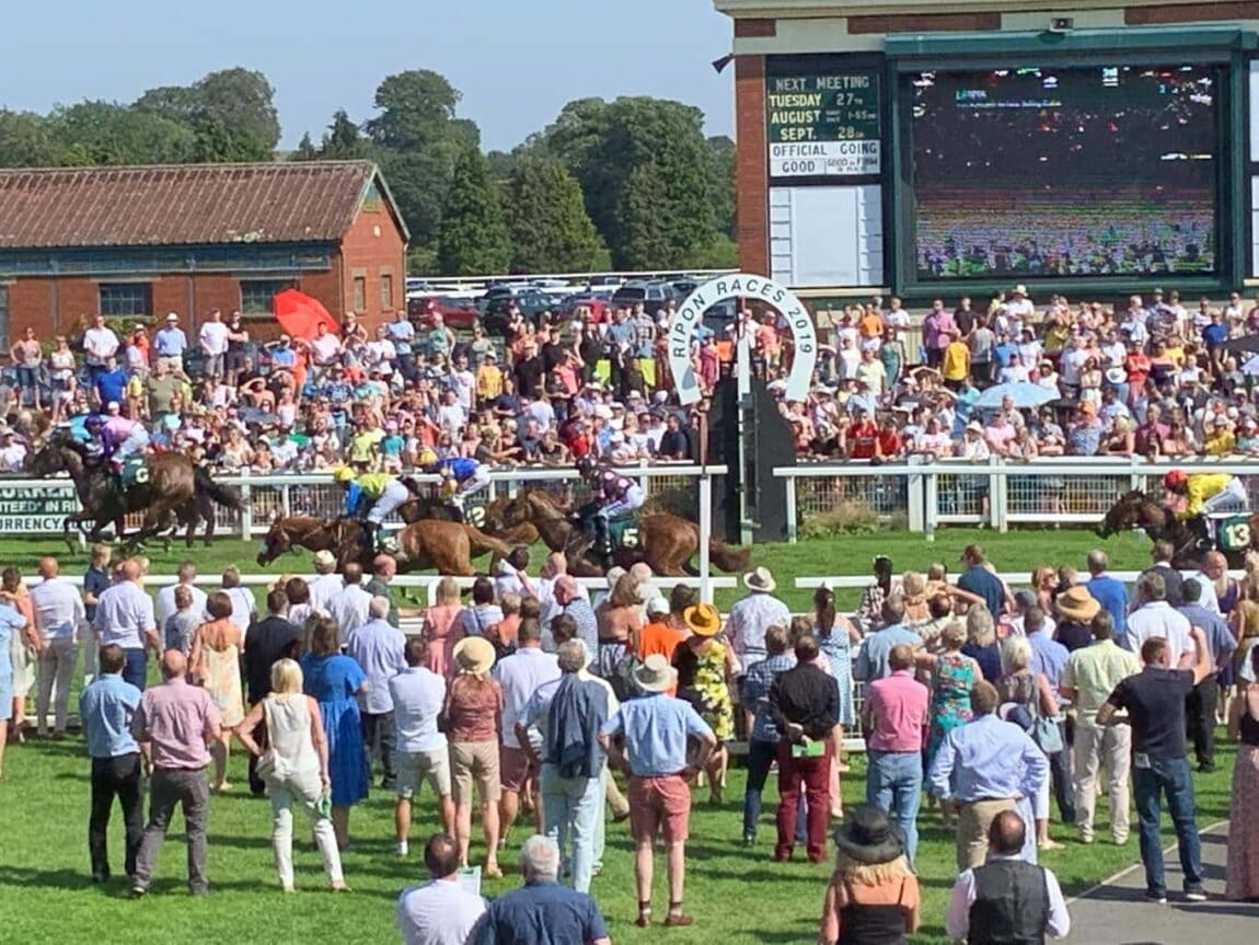 Ripon Races Family Day 'Under 18s Race Free'