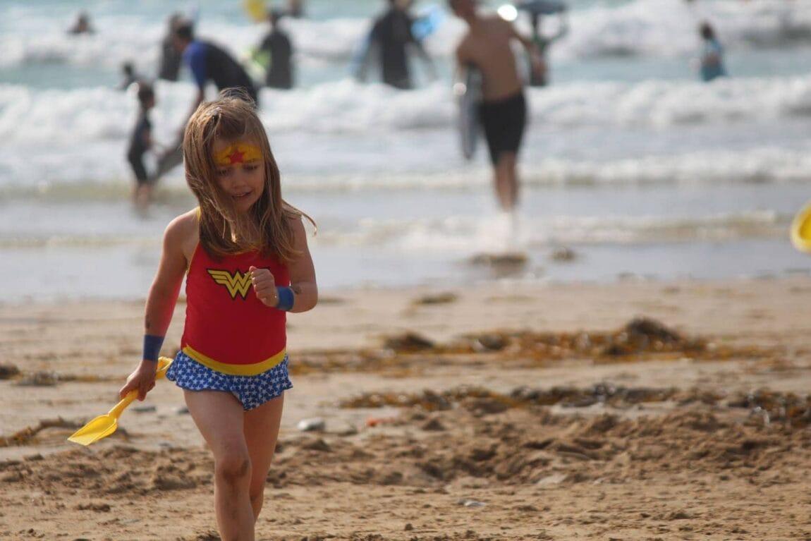 Zoggs Superheros Swim Wear