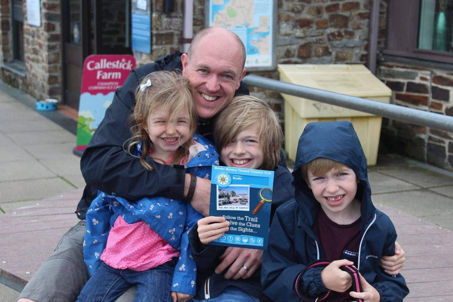 Treasure Trails – a real life adventure for all the family!