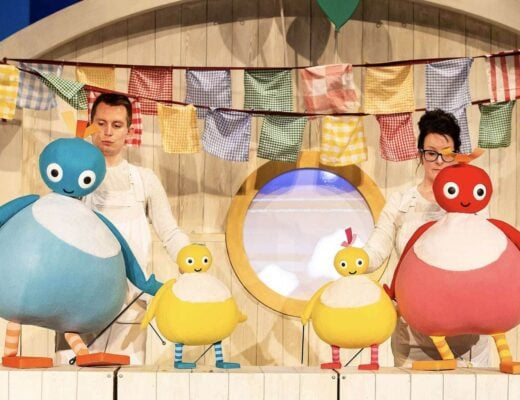 Review   Twirlywoos Live