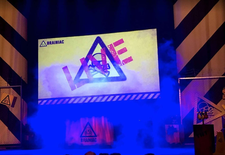 Review | BRAINIAC LIVE! at Garrick Theatre London