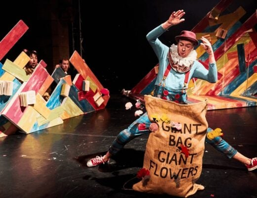 Can you do Edinburgh Fringe Festival in a day with different age kids?