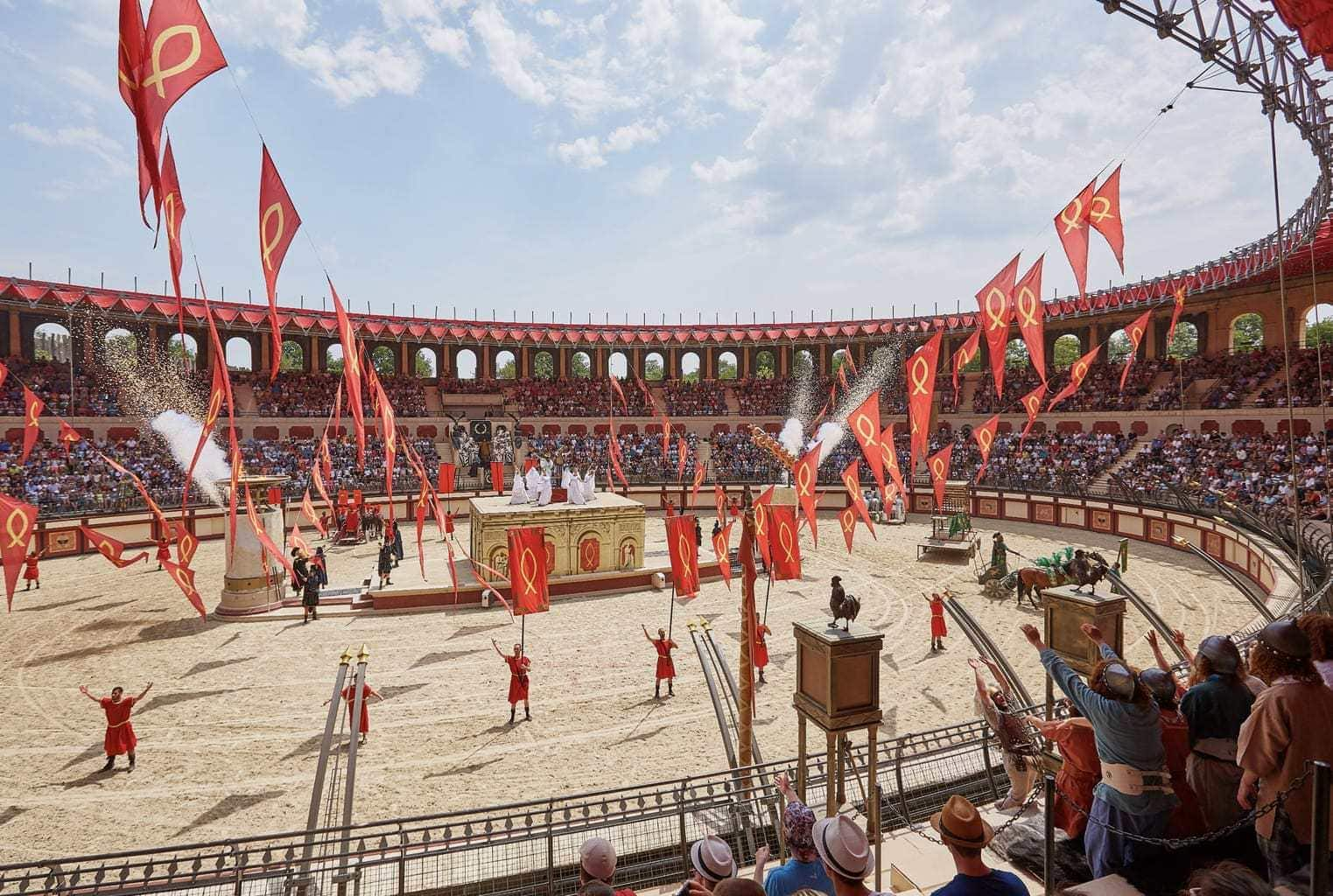 Everything you need to know about visiting Puy du Fou with Kids