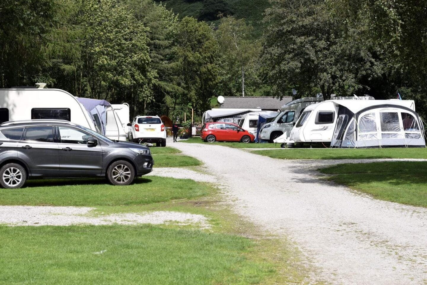 Crowden Camping and Caravanning Club
